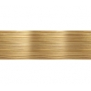 Extreme Flex Wire .014 Dia. 30ft 19 Strand 24kt Gold